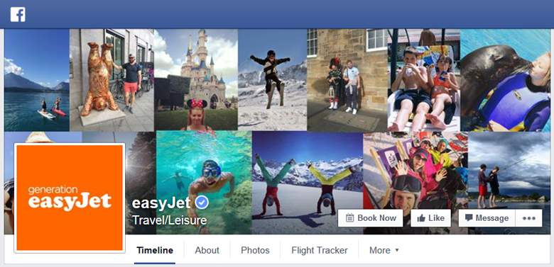 easyJet Holidays on Facebook