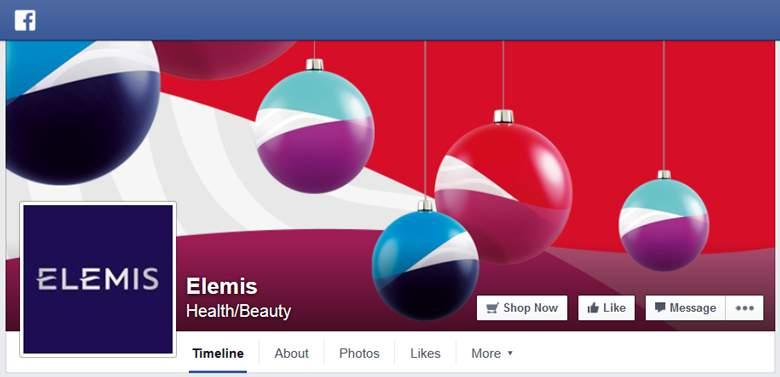 Elemis on Facebook