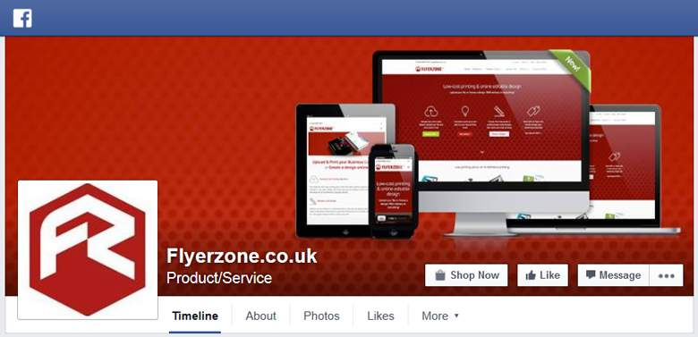 Flyerzone on Facebook