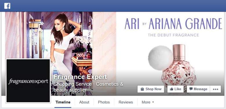 Fragrance Expert on Facebook