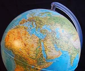 Globe by GLTC