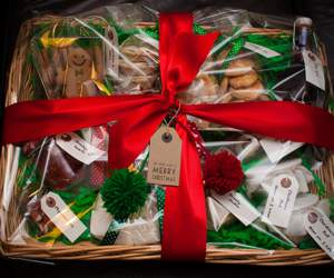 Christmas hamper by Hamper.com
