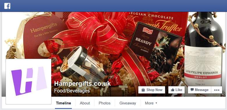 Hampergifts on Facebook