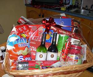 Gift hampers by Hampergifts