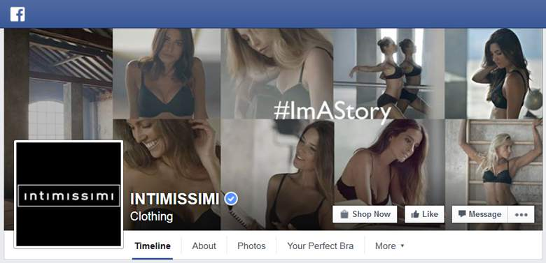 Intimissimi on Facebook