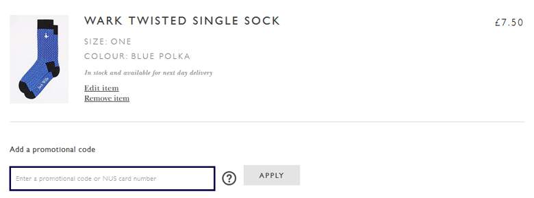"""Using Jack Wills Discount Codes. Head to the Jack Wills online store at aghosting.gq Checkout as normal, choosing delivery options and sizes etc. At your Bag, you should see a link entitled """"Promo or Student Code"""". Click the link and enter your promo code. Now press """"Apply"""" and your subtotal will be reduced accordingly."""