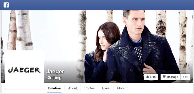 Jaeger on Facebook