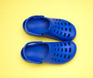 Crocs shoes by Jelly Egg