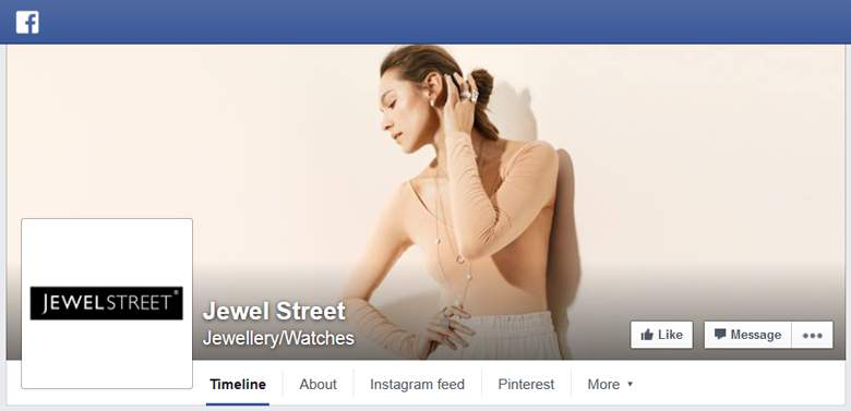 Jewel Street on Facebook