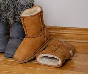 Sheepskin boots by Just Sheepskin