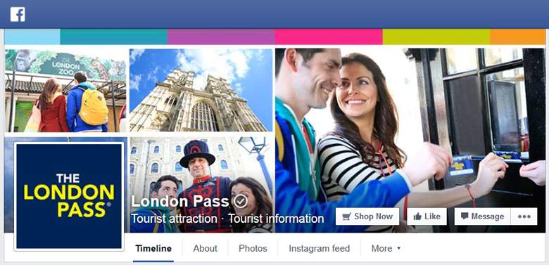 London Pass on Facebook