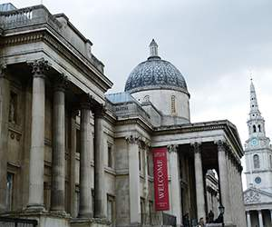 Free entry to National Gallery with London Pass