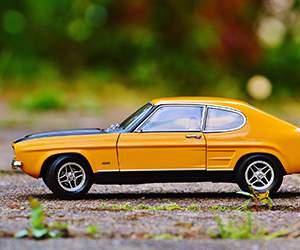 Car Model by Mini Model Shop