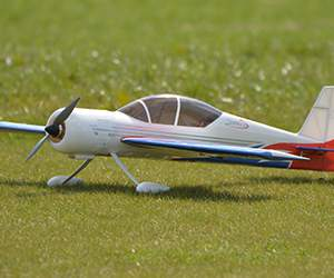 Aircraft Model by Mini Model Shop