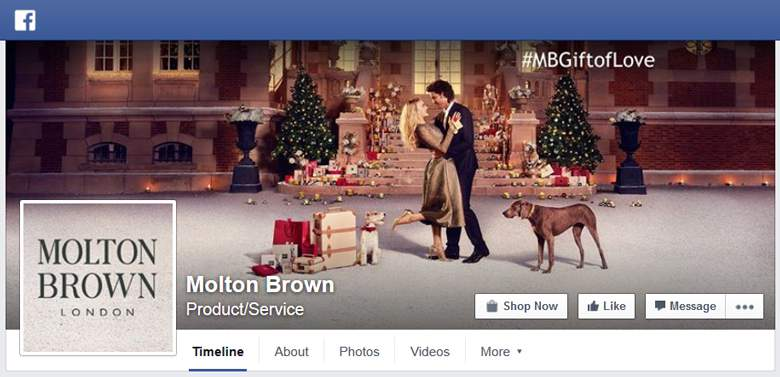 Molton Brown on Facebook