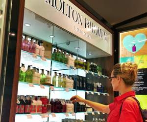 Molton Brown shop