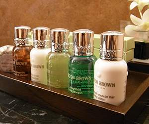 Molton Brown cosmetics