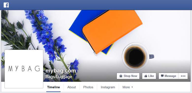 Mybag on Facebook