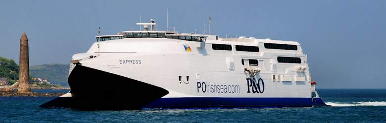 Ferry P&O Ferries