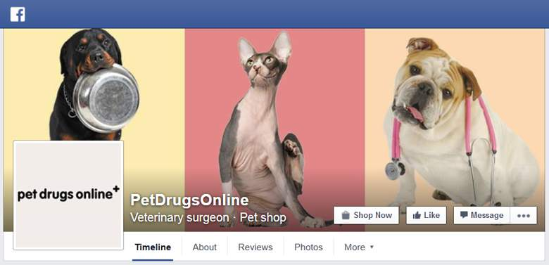 Pet Drugs Online on Facebook