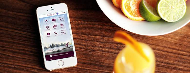 Qatar Airways for IOS