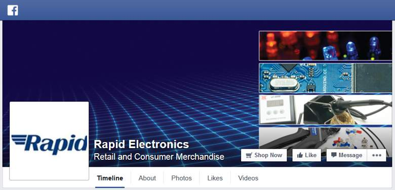 Rapid Online on Facebook