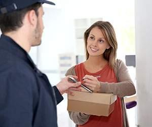 Shipping at Schuh