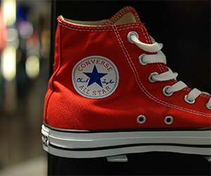 Converse shoes by Schuh