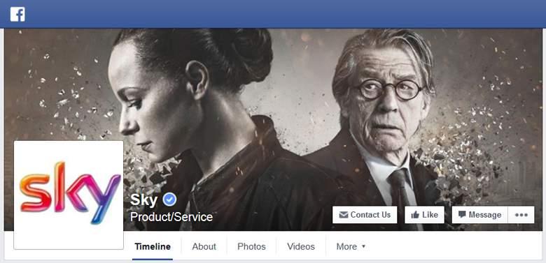 SKY on Facebook