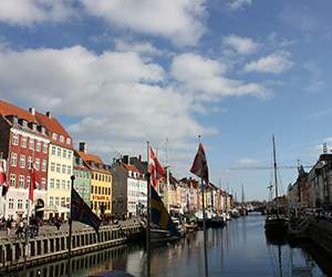 Cruise to Denmark with Stena Line