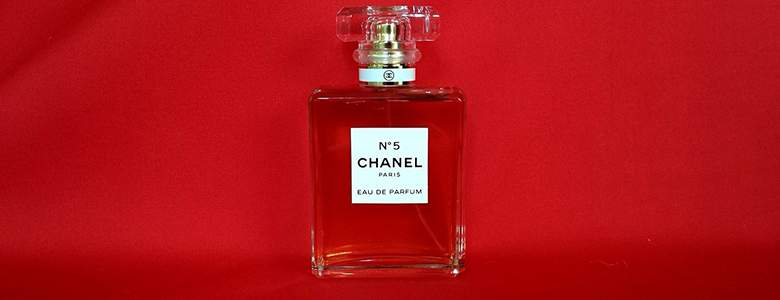 Chanel no. 5 by The Fragrance Shop