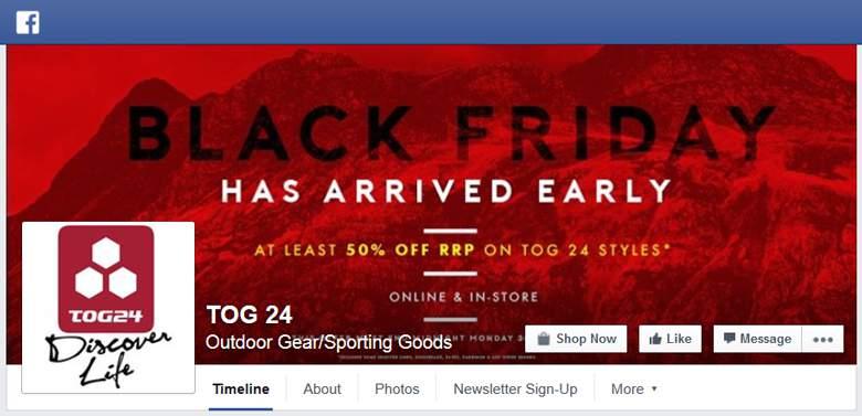 TOG24 on Facebook