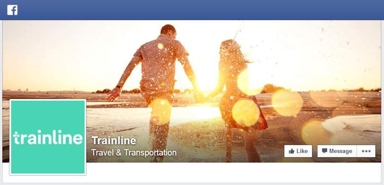 TrainLine on Facebook