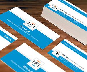 Business cards by Vistaprint