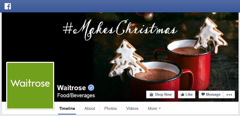 Waitrose on Facebook