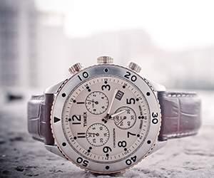 Men's watch by Watch Shop