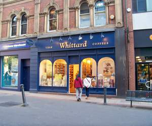 Whittard of Chelsea shop