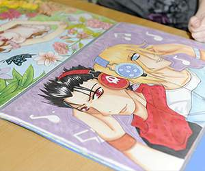Manga book by YesAsia