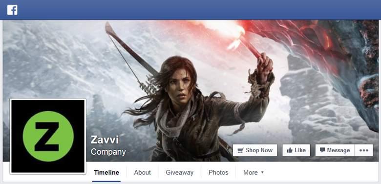Zavvi on Facebook
