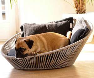 Dog bed by Zooplus