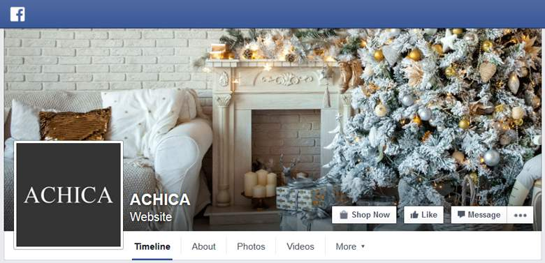 Achica on Facebook