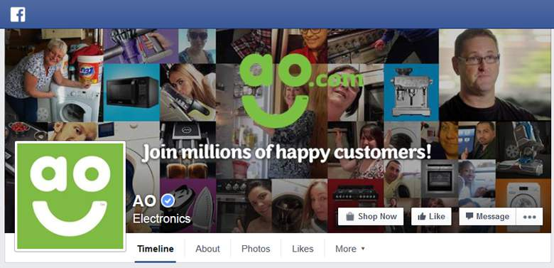 Appliances Online on Facebook