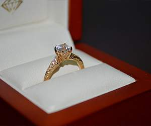 Ring by Ernest Jones
