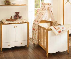 Nursery furniture by Oak Furniture Land