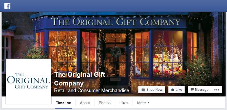 The Original Gift Company on Facebook