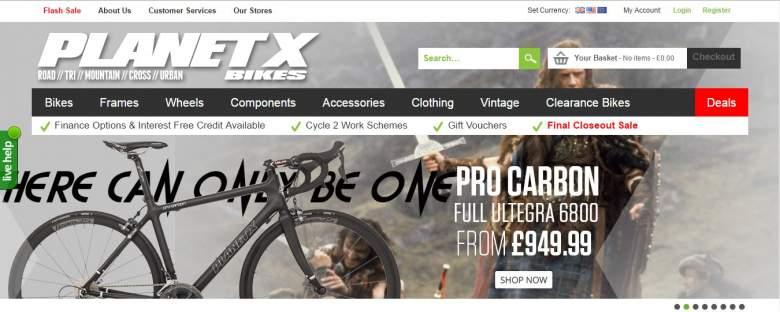 Planet x bikes co uk coupon code