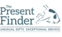 The Present Finder logo